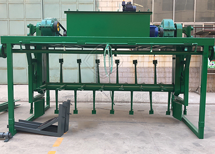 Tongda indoor compost turner for sale