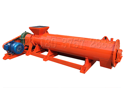 New Organic Compost Pellet Machine for Cow Manure Granulation